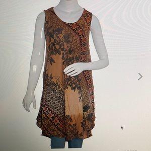 Dresses & Skirts - TIE DYE SHADOW ART DRESS